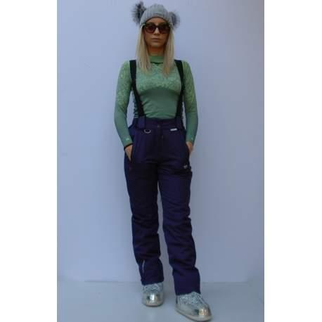 Ženske ski pantalone Snow D-8690