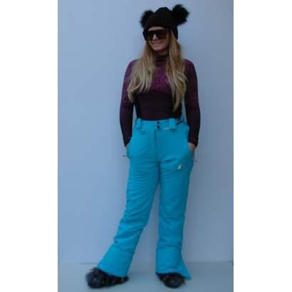 Ženske ski pantalone Snow D-8702