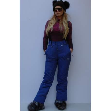 Ženske ski pantalone Snow D-8163