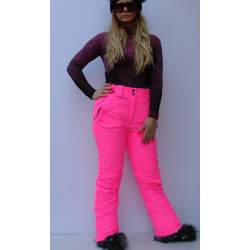 Ženske ski pantalone Snow D-8062