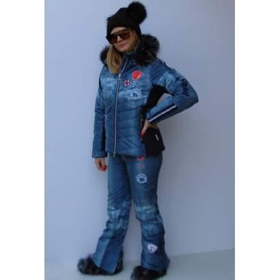 Ženski komplet jeans 8785 SNOW HEADQUARTER