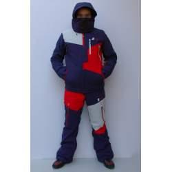MUSKII SKI KOMPLET SNOW HEADQUARTER 8729/8705
