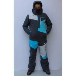 MUSKI SKI KOMPLET SNOW HEADQUARTER 8729/8705