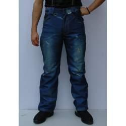 Muske ski pantalone SNOW HEADQUARTER model C 030 jeans plave