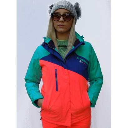 Ženski ski komplet SNOW HEADQUARTER 8711/8163