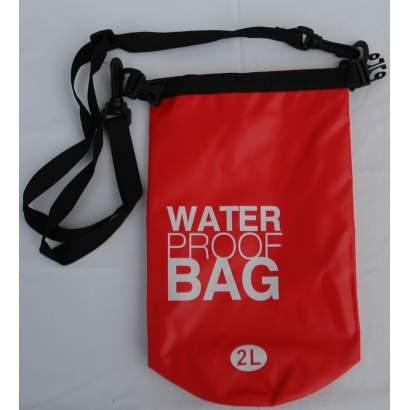 Dry bag Water proof 2L Jednobojni