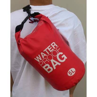 Water proof Dry bag 5L jednobojni