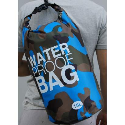 Water proof Dry bag 15L military