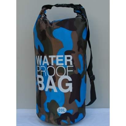 Water proof Dry bag 20L miitary svetlo plavi