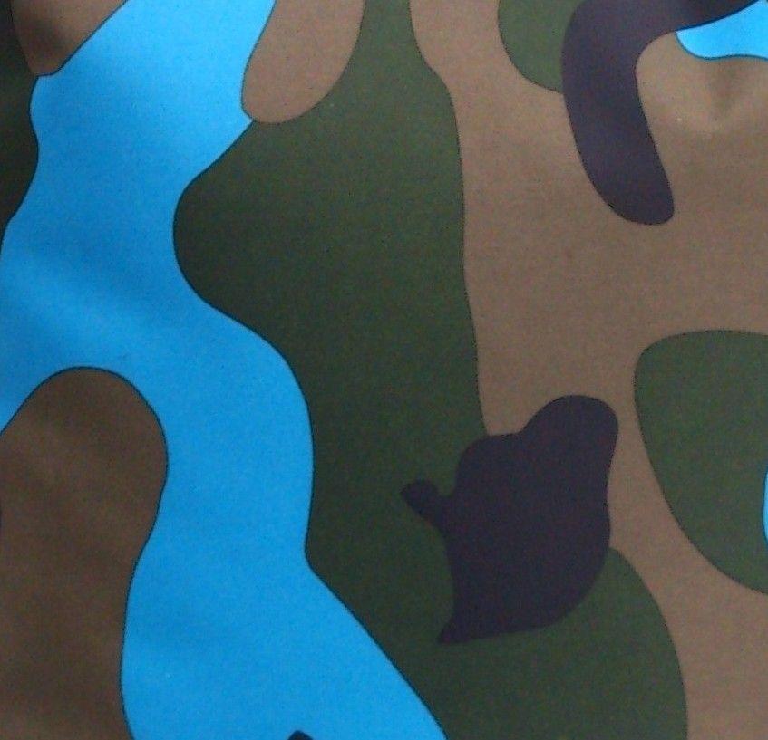 military svetlo plavi